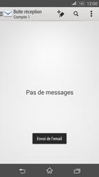 Sony E2003 Xperia E4G - E-mail - envoyer un e-mail - Étape 14