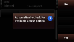 Nokia N97 Mini - Internet - Manual configuration - Step 8