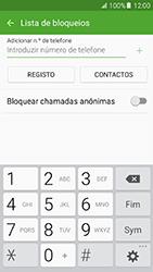 Samsung Galaxy A5 (2016) (A510F) - Chamadas - Bloquear chamadas de um número -  8