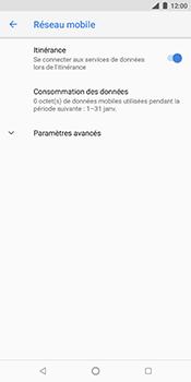 Nokia 7 Plus - Aller plus loin - Désactiver les données à l'étranger - Étape 6