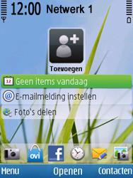 Nokia 6700 slide - Bellen - in het buitenland - Stap 12
