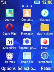 Samsung B550H Xcover 550 - E-mail - Envoi d