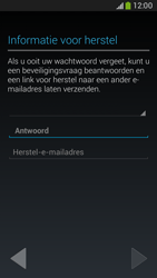 Samsung Galaxy Core LTE 4G (SM-G386F) - Applicaties - Account aanmaken - Stap 14