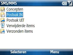 Samsung C6620 - MMS - probleem met ontvangen - Stap 7