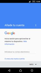 Sony Xperia Z5 Compact - E-mail - Configurar Gmail - Paso 10