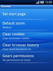 Sony Ericsson Xperia X10 Mini - Internet - Manual configuration - Step 16