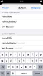 Apple iPhone 8 - iOS 13 - E-mail - Configuration manuelle - Étape 14