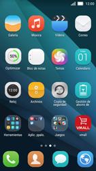 Huawei Y5 - Bluetooth - Transferir archivos a través de Bluetooth - Paso 3
