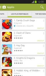 Samsung Galaxy Express - Applications - Télécharger une application - Étape 8