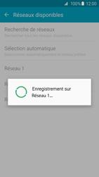 Samsung G920F Galaxy S6 - Réseau - Utilisation à l