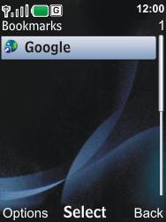 Nokia 6600i slide - Internet - Internet browsing - Step 8