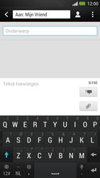 HTC One - MMS - afbeeldingen verzenden - Stap 8