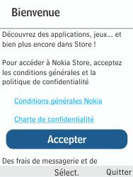 Nokia 301-1 - Applications - Télécharger des applications - Étape 4