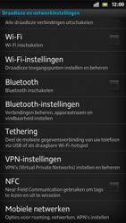Sony LT26i Xperia S - Internet - Aan- of uitzetten - Stap 5