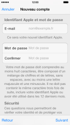 Apple iPhone 5c - Applications - Télécharger des applications - Étape 13
