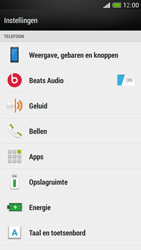 HTC One Mini - Voicemail - Handmatig instellen - Stap 4