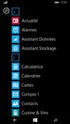 Microsoft Lumia 640 - E-mail - envoyer un e-mail - Étape 2