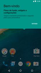 LG Google Nexus 5X - Primeiros passos - Como ativar seu aparelho - Etapa 20