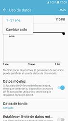 Samsung Galaxy J5 (2016) - Internet - Ver uso de datos - Paso 6