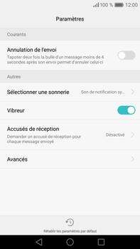 Huawei P9 Plus - SMS - configuration manuelle - Étape 6