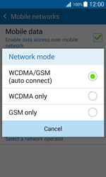 Samsung J100H Galaxy J1 - Network - Change networkmode - Step 7