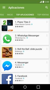 LG G4 - Aplicaciones - Descargar aplicaciones - Paso 7