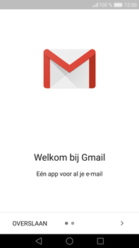 Huawei P9 Plus - E-mail - e-mail instellen (gmail) - Stap 4