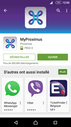 Sony E6653 Xperia Z5 - Applications - MyProximus - Étape 10