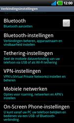 LG P920 Optimus 3D Speed - Internet - Aan- of uitzetten - Stap 5