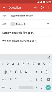 OnePlus 3 - E-mail - hoe te versturen - Stap 9