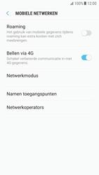 Samsung G920F Galaxy S6 - Android Nougat - Internet - Dataroaming uitschakelen - Stap 7