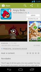 Motorola Moto X - Aplicativos - Como baixar aplicativos - Etapa 18