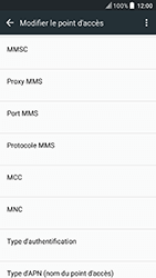 HTC U Play - Internet - Configuration manuelle - Étape 10