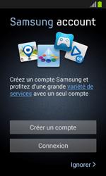 Samsung Galaxy S3 Mini - Premiers pas - Créer un compte - Étape 7