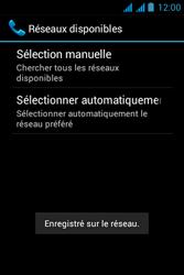 Acer Liquid Z2 - Réseau - Utilisation à l