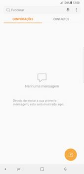 Samsung Galaxy Note 8 - SMS - Como configurar o centro de mensagens -  4