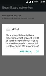 Alcatel Pixi 4 (4) - Netwerk - Handmatig netwerk selecteren - Stap 11