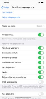 Apple iPhone 11 Pro Max - Beveiliging - stel in of wijzig pincode voor je toestel - Stap 8
