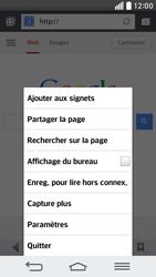 LG G2 mini LTE - Internet - Navigation sur internet - Étape 16