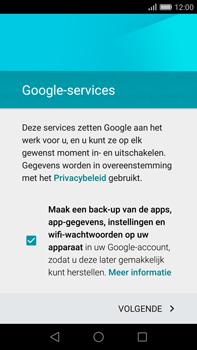 Huawei G8 - E-mail - e-mail instellen (gmail) - Stap 14