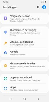 Samsung galaxy-a8-2018-sm-a530f-android-pie - Beveiliging en ouderlijk toezicht - Hoe wijzig ik mijn SIM PIN-code - Stap 4