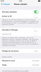 Apple iPhone 6 Plus iOS 8 - Internet - activer ou désactiver - Étape 4