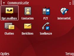 Nokia E63 - Voicemail - Handmatig instellen - Stap 4