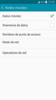 Samsung N910F Galaxy Note 4 - Mensajería - Configurar el equipo para mensajes multimedia - Paso 6