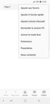 Samsung Galaxy S8 - Android Oreo - Internet - Configuration manuelle - Étape 23