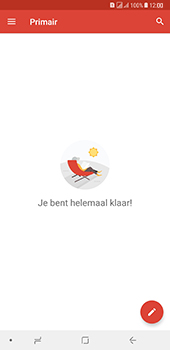 Samsung Galaxy A8 Plus - E-mail - handmatig instellen (gmail) - Stap 15
