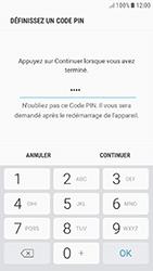 Samsung Galaxy J5 (2017) - Sécuriser votre mobile - Activer le code de verrouillage - Étape 8