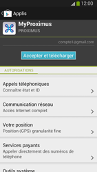 Samsung I9300 Galaxy S III - Applications - MyProximus - Étape 9
