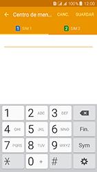 Samsung Galaxy J3 (2016) DualSim (J320) - Mensajería - Configurar el equipo para mensajes de texto - Paso 10
