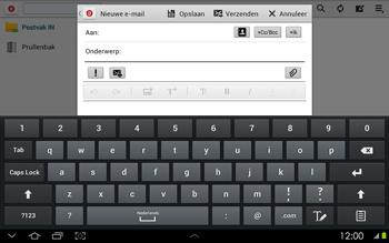Samsung P5100 Galaxy Tab 2 10-1 - E-mail - e-mail versturen - Stap 4